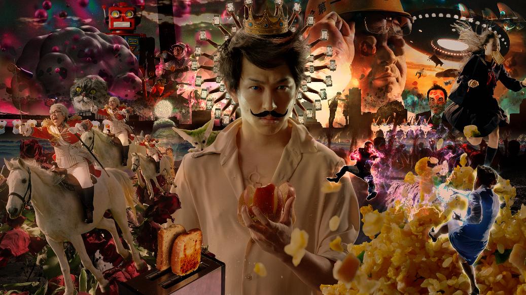 横山裕さんが『まんが王国』新CMに出演!「マンガーレ国王、降臨」篇 ~電子コミックをプレゼントする、スペシャルキャンペーンも実施中!~