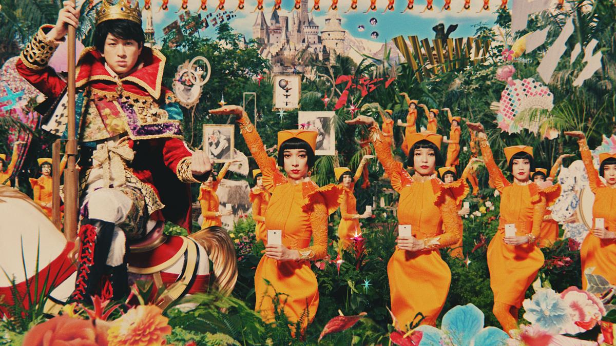 横山裕さん まんが王国 第2弾、新CMに出演!「マンガーレ国王、行進」篇 2018年5月25日よりオンエア~「まんがで胸キュン!キャンペーン」実施中!~